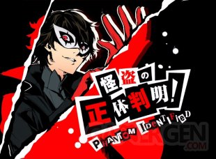 Persona 5 character 1