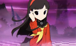 Persona Q Shadow of the Labyrinth head