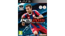 PES 2015 jaquette PS3