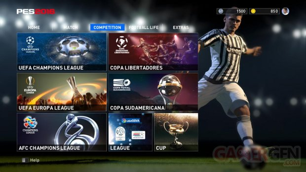PES 2016 image screenshot 1