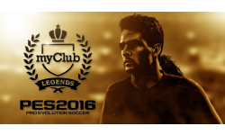 PES 2016 Legends head