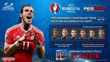 PES 2016 UEFA EURO 2016 Bonus Jaquette Cover gareth Bale2