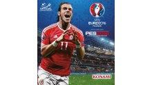 PES 2016 UEFA EURO 2016 Jaquette Cover gareth Bale