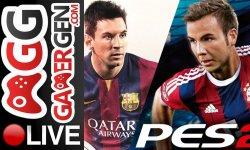 PES FIFA Banniere Live GamerGen