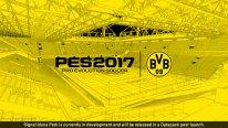 PES2017 BVB Announcement Signal Iduna Park 01