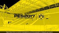 PES2017 BVB Announcement Signal Iduna Park 02