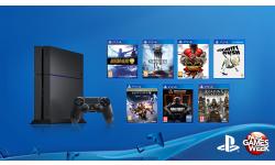 PGW 2015 Sony