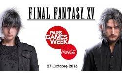 PGW 2016 Final Fantasy XV