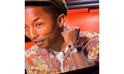 pharrell apple watch