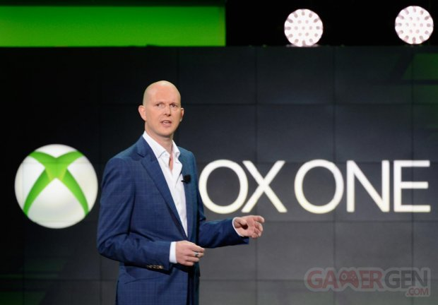 Phil Harrison Xbox One