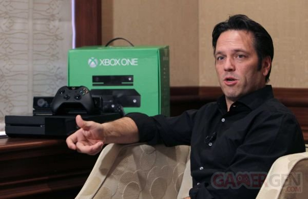 phil spencer xbox one bundle