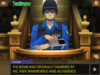 Phoenix Wright Ace Attorney Dual Destinies capture iOS 4