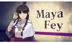 Phoenix Wright Ace Attorney   Spirit of Justice   Maya Trailer