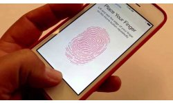 photo touch id empreinte digitale