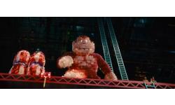 Pixels Donkey Kong