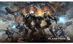 PlanetSide 2 artwork
