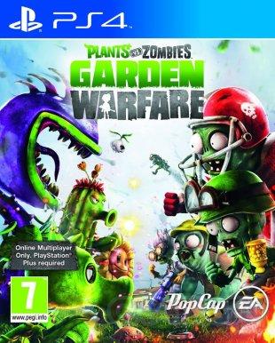 Plants vs Zombie Garden Warfare PS4