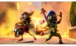 plants vs zombies garden warfare debarque ps3 et ps4 bande annonce lancement