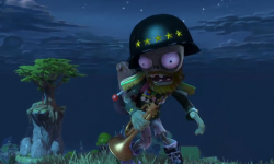 Plants vs Zombies Garden Warfare head