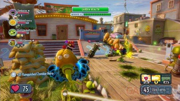 Plants vs Zombies Garden Warfare screenshot