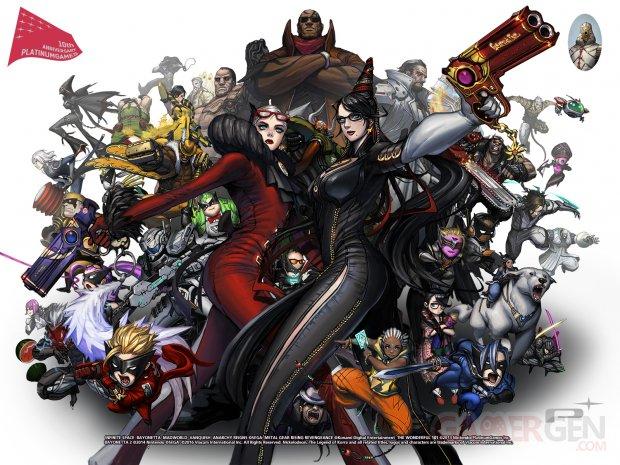 PlatinumGames wallpaper