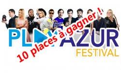 Play Azur Festival bannière concours