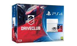 PlayStation 4 bundle Driveclub 1