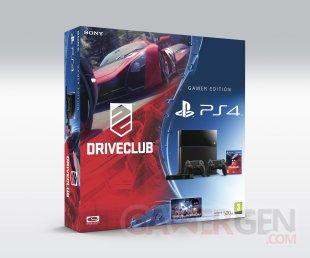 PlayStation 4 bundle Driveclub 2