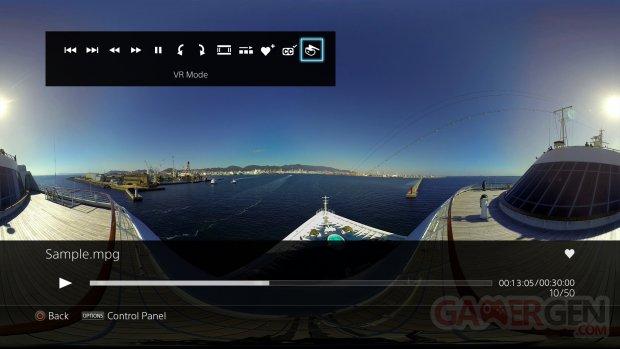 PlayStation 4 Lecteur multimedia PS4 VR image