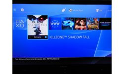 PlayStation 4 PS4 XMB Interface 01