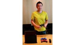 PlayStation 4 Tetsu Sumii