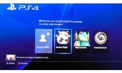 PlayStation 4 tuto tutoriel compte psn partage 02