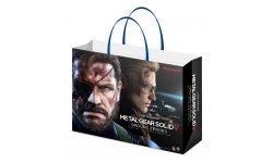 PlayStation 4 x Metal Gear Solid V Ground Zeroes sac de shopping 1
