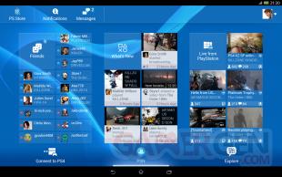 PlayStation Application
