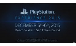 PlayStation Exprience 2015