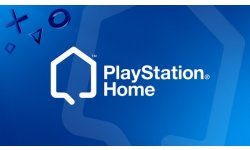 playstation home logo wide