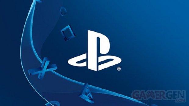 PlayStation logo head