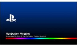 PlayStation Meeting 2016 invitation
