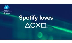 PlayStation Music Spotify logo