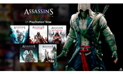 PlayStation Now Assassin s Creed