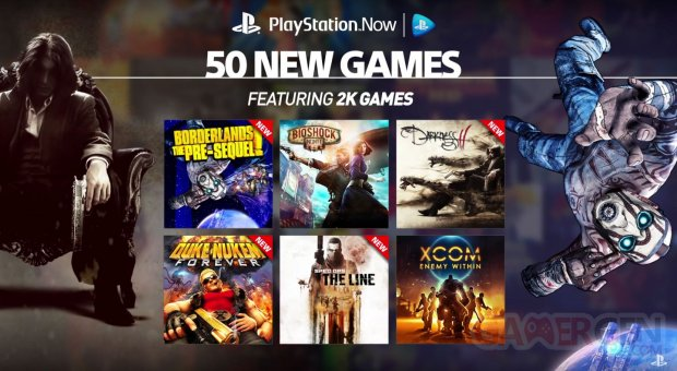 PlayStation Now Catalogue image