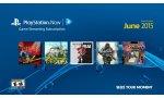 playstation now cinq jeux mois juin 2015 details liste jeux annonces
