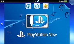 PlayStation Now PSVita