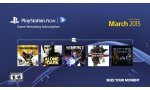 playstation now sony computer entertainment streaming jeux video liste mars