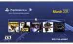 PlayStation Now : les cinq jeux de mars