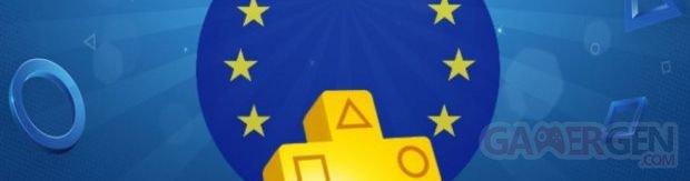 PlayStation Plus europeen