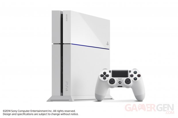 Playstation PS4 blanche 10.05.2014  (15)