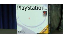 PlayStation PSone deballage