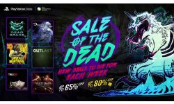 PlayStation Sale of the Dead.
