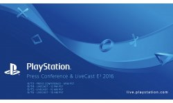 PlayStation Sony conference